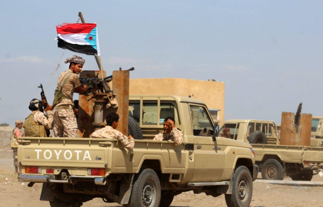 ميليشيات الإمارات في اليمن