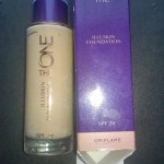 Review fond de ten Illuskin de la Oriflame