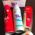 B.U. be yourself parfum, deodorant si antiperspirant