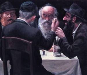 """התוועדות י""""ט כסלו – עם הרב עדין אבן-ישראל (שטיינזלץ) והרב שבתי סלבטיציקי"""