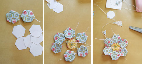 Making Hexies