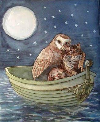Owl & Pussy-cat