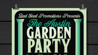 The Austin Garden Party