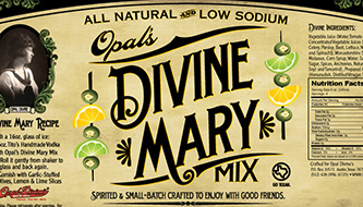 Opal's Divine Mary Mix