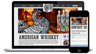 Chicken Cock Whiskey