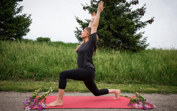 High-lunge-yoga