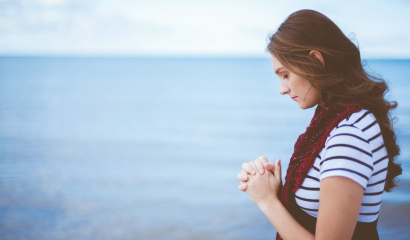 Dare to Pray Big: The Power of Prayer in the Unseen Realm | alyssajhoward.com