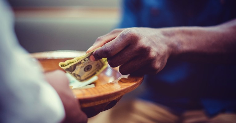 3 Ways That Giving Will Increase Your Financial Peace