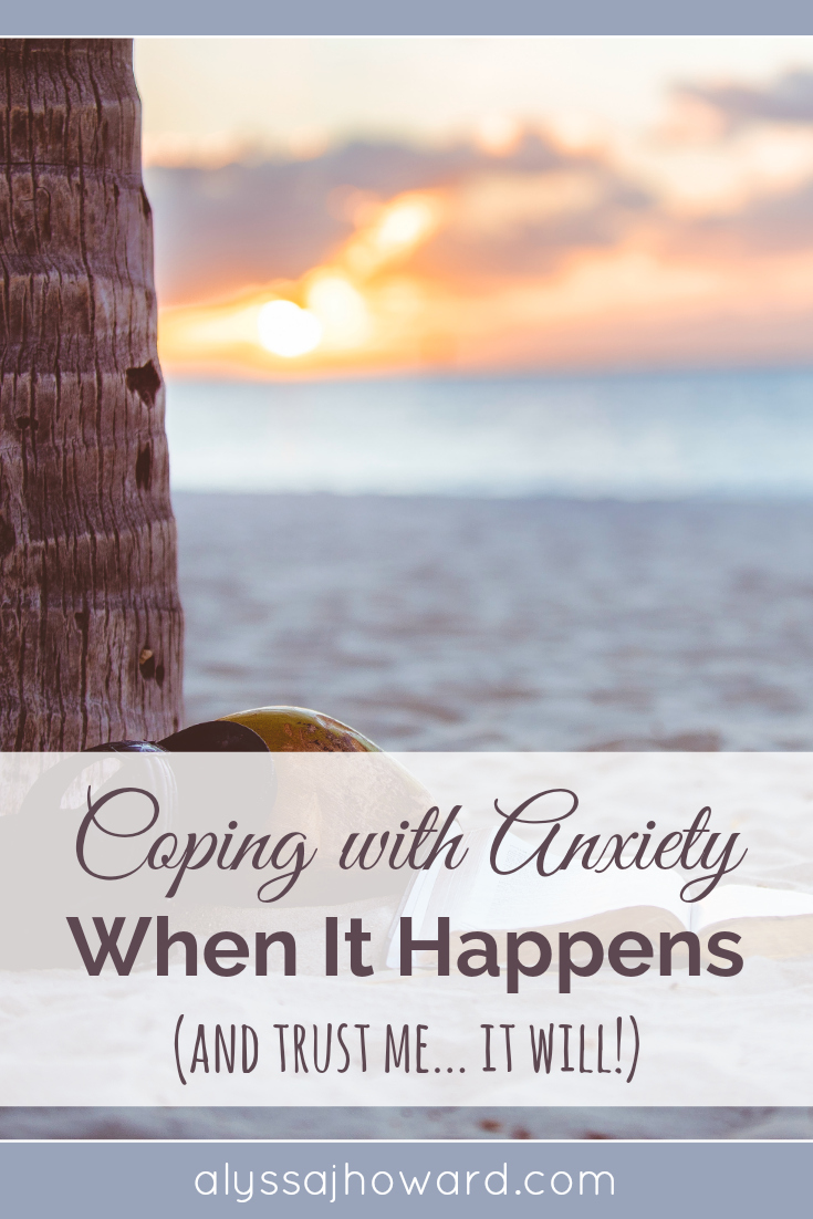 Stress is a part of life, and there's nothing we can do about that. But when it comes to coping with anxiety, God gave us everything we need overcome.