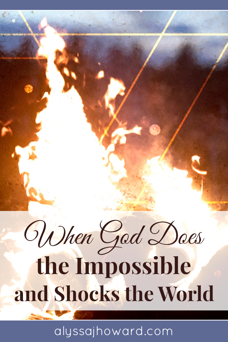 How does the world respond when God does the impossible? More importantly, how do you respond personally? Miracles happen every day, but the most amazing miracle of all happened at the cross.