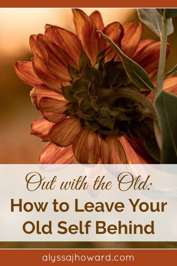 Ephesians 4 tells us to put our past selves behind us. But how do you leave your old self behind in a world that is constantly reminding you of your past?
