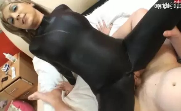 BIGIMAUS BLACK CATSUIT SEX