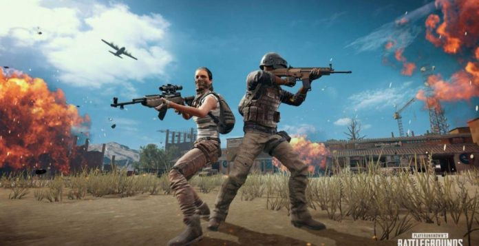 Link of pubg mobile game for Android and iPhone
