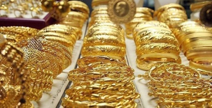 Gold prices in Egypt continue to rise today