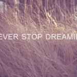 Motivaciones: Soñar