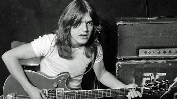 Famosos con Alzheimer - malcolm young - ac/dc