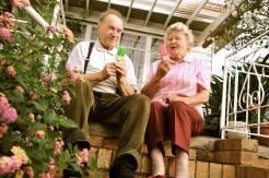 Nunca es tarde para disfrutar de un buen helado junto a un buen amigo/a o al lado de la persona que amas