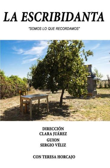 La Escribidanta, un corto digido por Clara Juárez