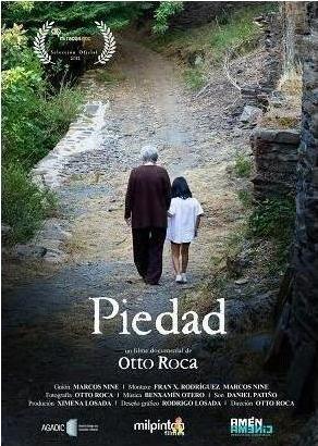 """Película documental """"Piedad""""de Otto Roca."""