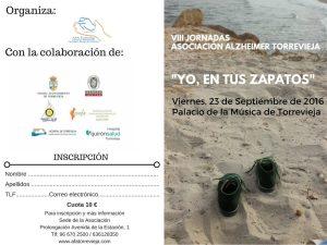 Yo, en tus zapatos AFA Torrevieja