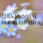 21S Día Mundial del Alzheimer