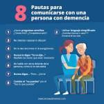 Una Infografía sobre Comunicarse con un Enfermo de Alzheimer y un Curso [Gratis y sin Registrarse]
