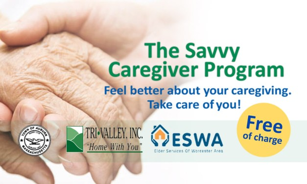 The Savvy Caregiver Program