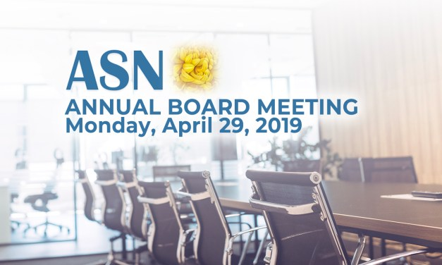 ASN Annual Meeting