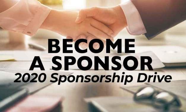 2020 Sponsorship Drive