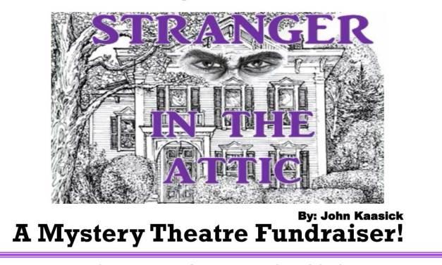 Mystery Theater Fundraiser