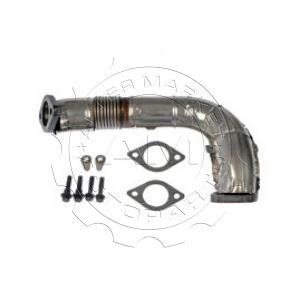 2008 Lexus Sc430 Exhaust Pipe Components Parts Diagram