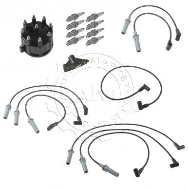Dodge Ram 1500 Truck Spark Plug Wires, Distributor Cap