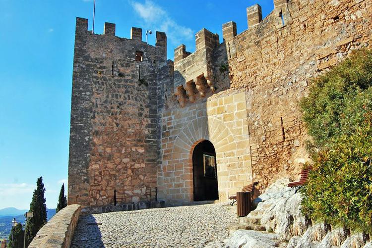 Capdepera auf Mallorca