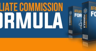Affiliate Commission Formula Review