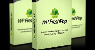 WP Fresh Pop Review