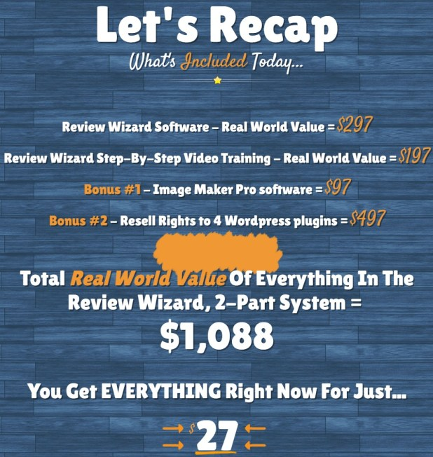 review wizard review 100 honest review and bonuses am review
