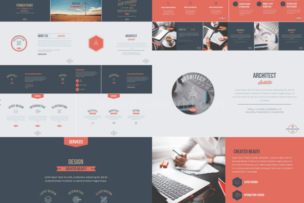 Professional-Presentation-template