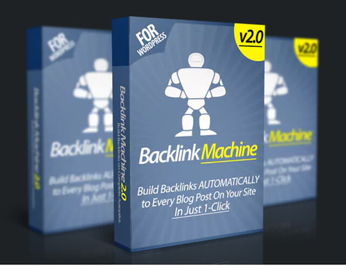 Backlink Machine v2 Review