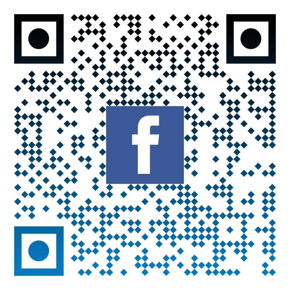 《今日話題》臉書Facebook 粉絲頁二維碼