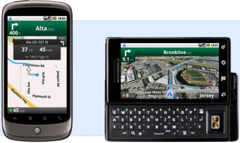 does gps smartphone use