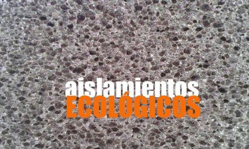 AISLAMIENTOS ECOLÓGICOS