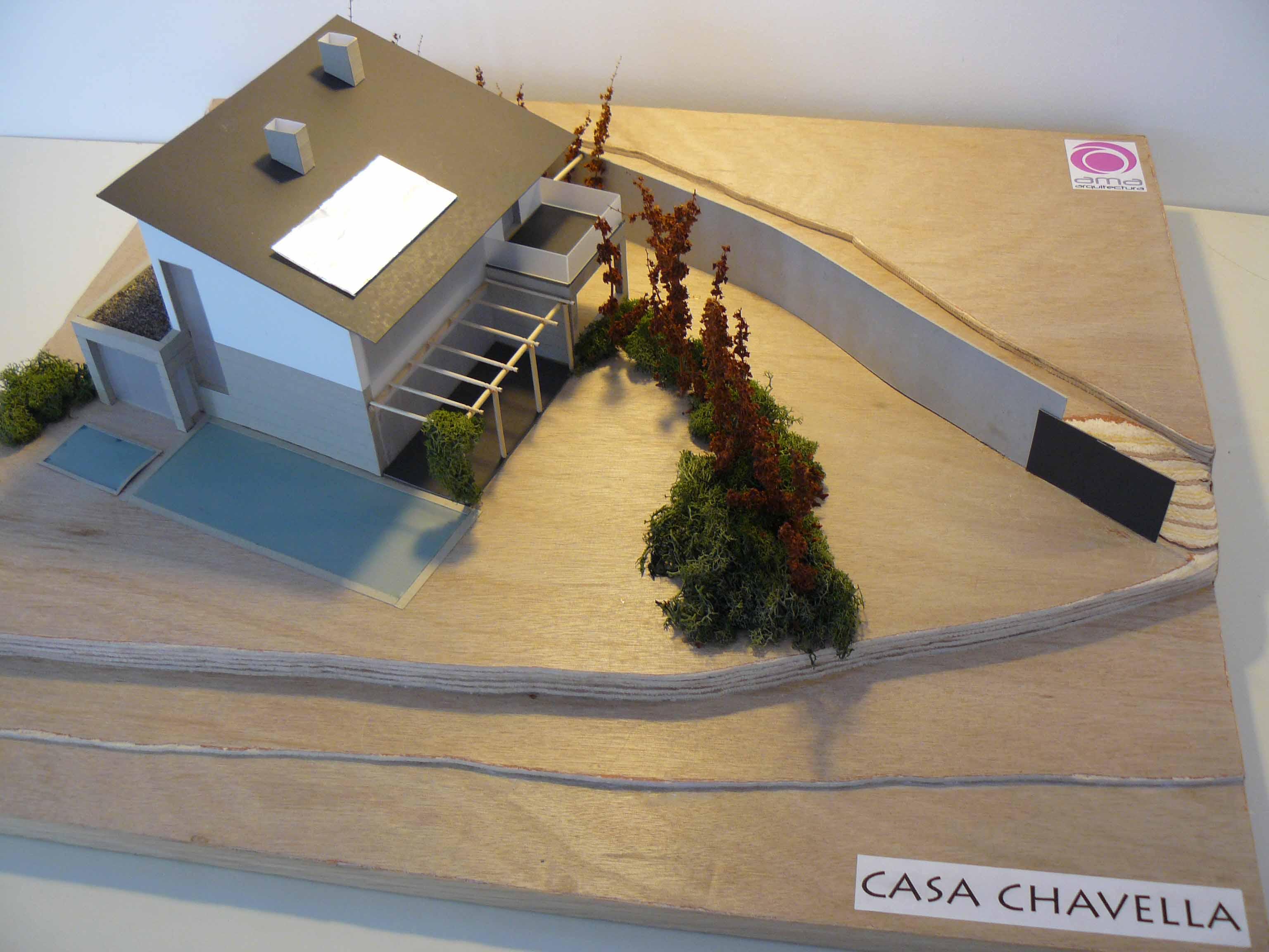 Casa Sostenible en Catoira11