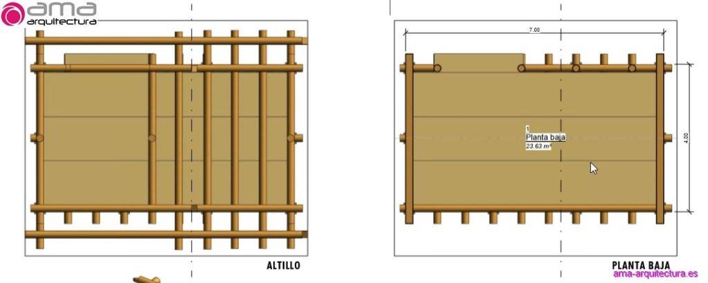 cabaña de madera 2