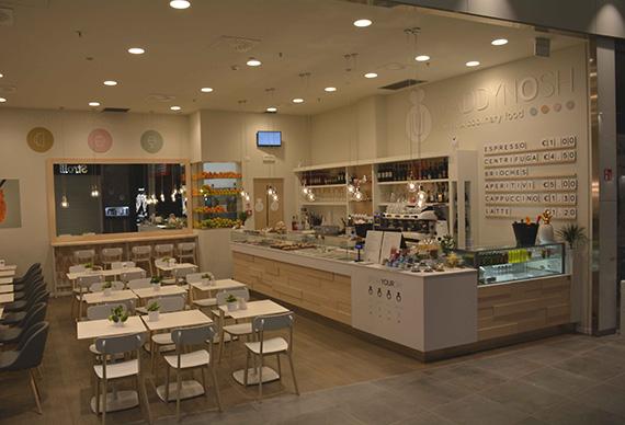 Realizzazione arredamenti per bar e caffetterie  AMA