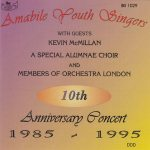 Amabile Youth Singers 10th Anniversary Concert