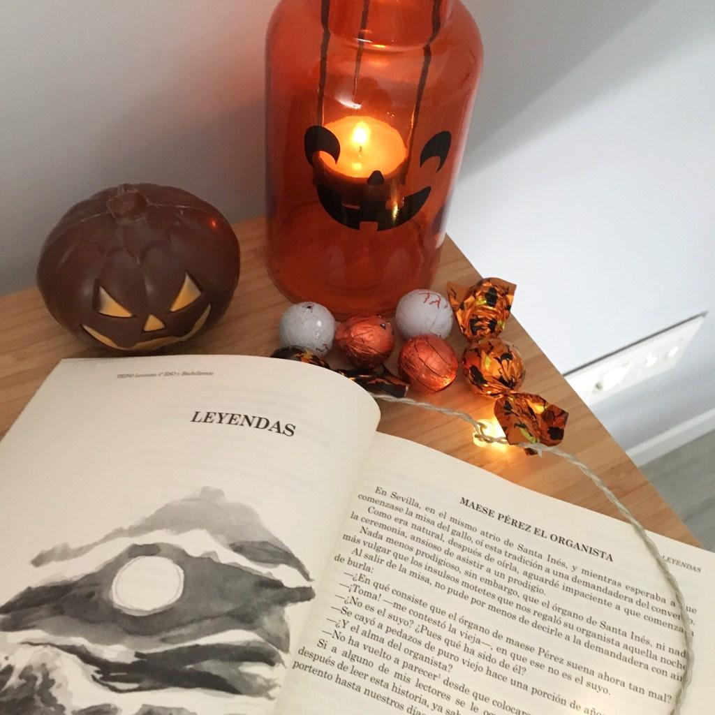 comida de halloween