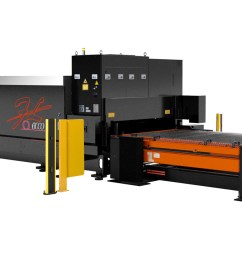 combined with an amada designed oscillator the lcg aj fiber laser cutting machine enhances processing speeds and productivity along with the ability to  [ 1280 x 720 Pixel ]