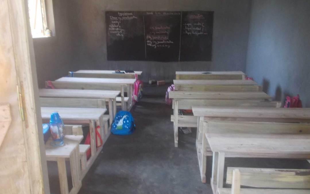 Une nouvelle école à Mahambo pour lutter contre l'abandon scolaire en primaire