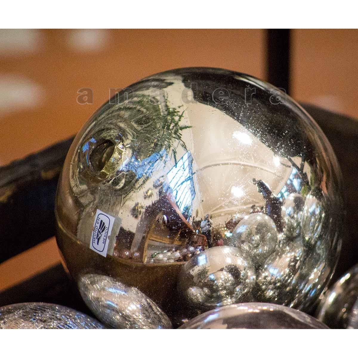 Grosses boules en verre souffl pour dcorer votre jardin et maison