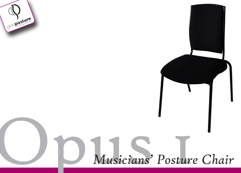 posture chair demo outdoor dining chairs white opus 1 musicians amadeus